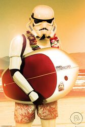 Original Stormtrooper Stormtrooper Surf