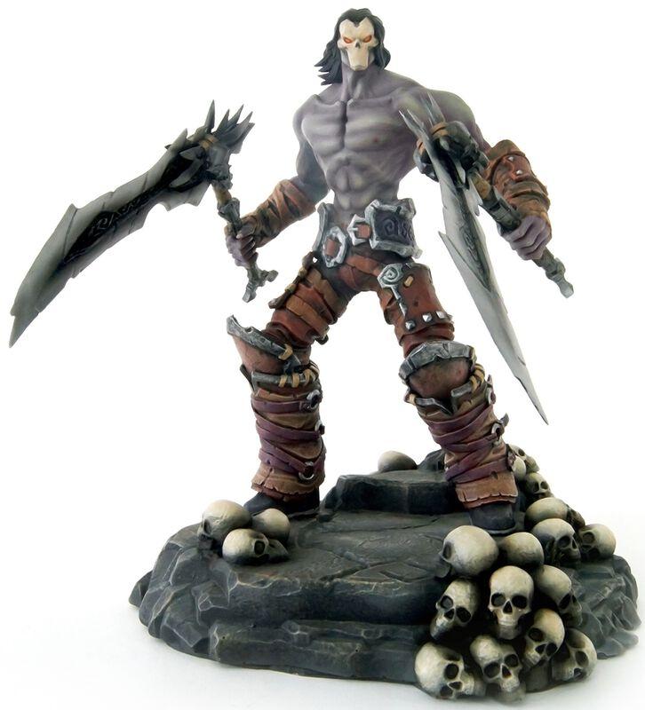 Darksiders 2 - Death