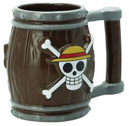 Barrel - 3D Mug
