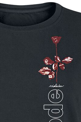 Violator Side Rose