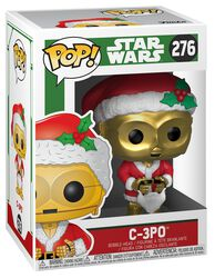 Holiday Santa C-3PO Vinyl Figure 276