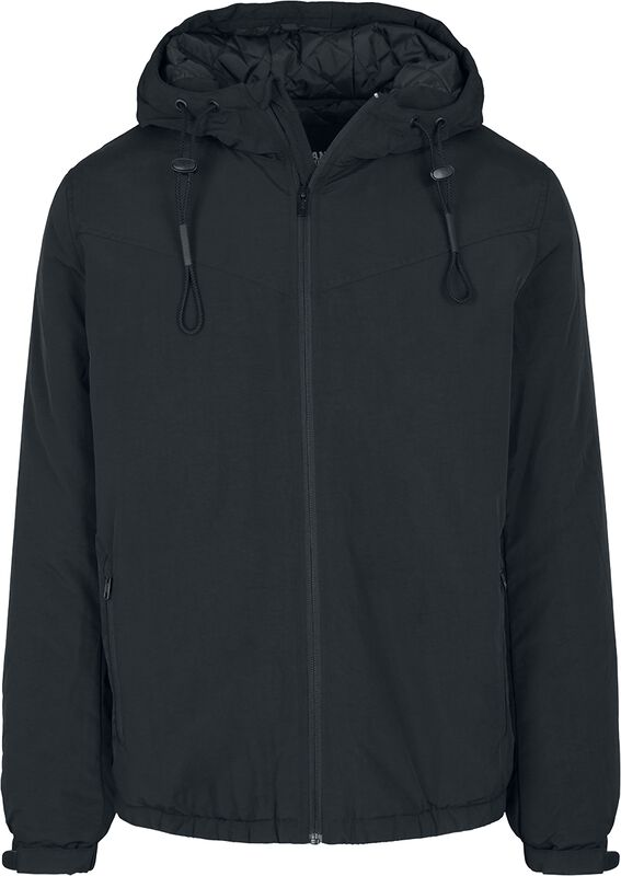 Hooded Easy Jacket