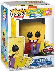 F.U.N. Spongebob Vinyl Figure 679