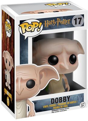 Dobby Vinyl Figure 17