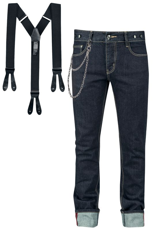 Jared incl. Suspenders
