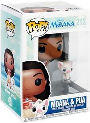 Moana & Pua Vinyl Figure 213