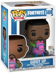 Giddy up Vinyl Figure 569
