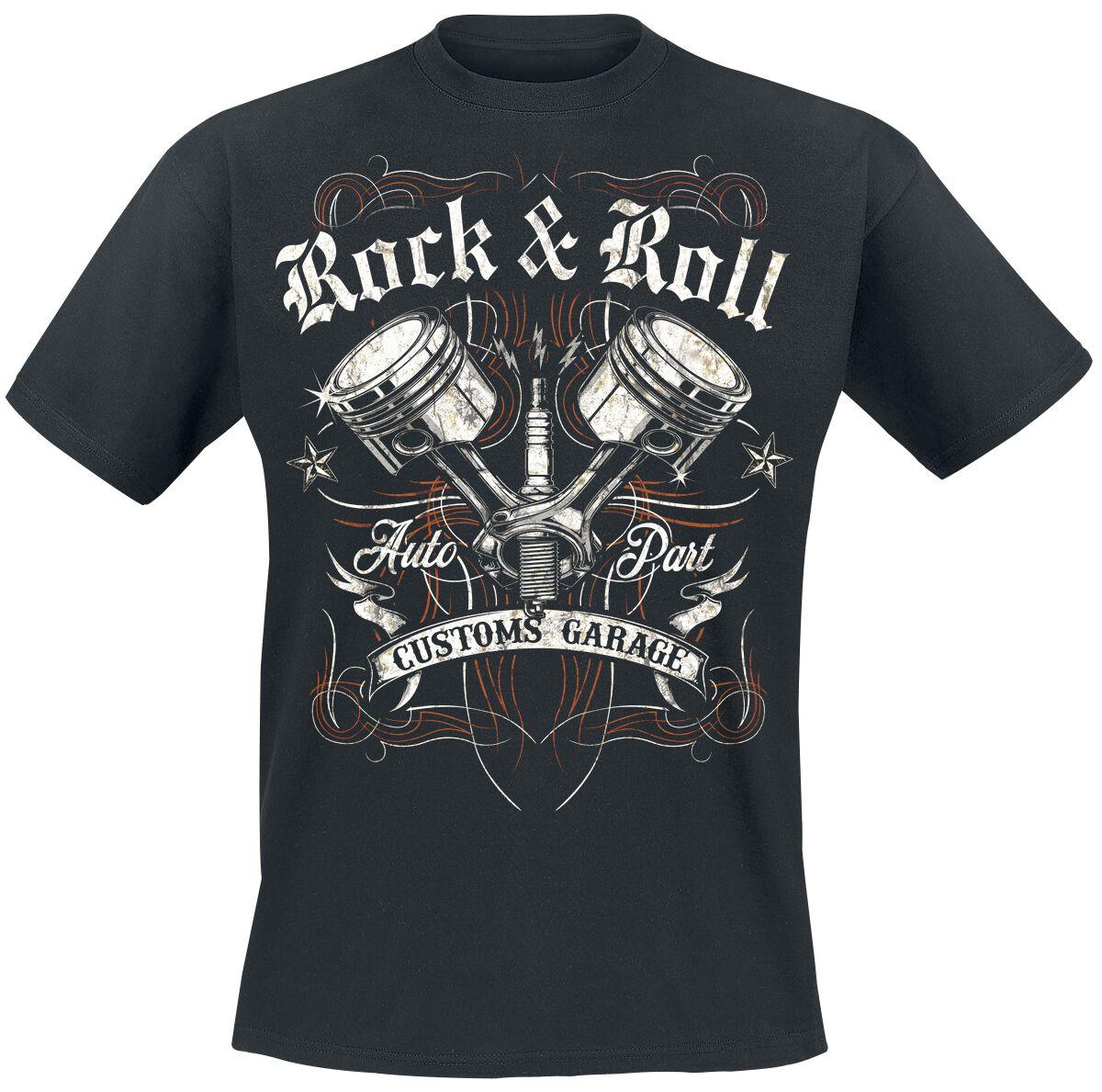 RnR Custom Garage T-Shirt