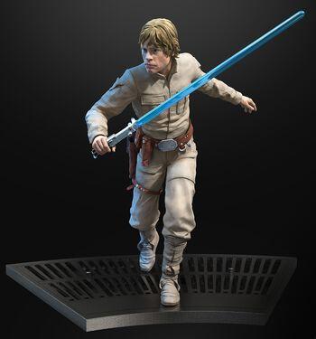 40th Anniversary - The Black Series - Luke Skywalker