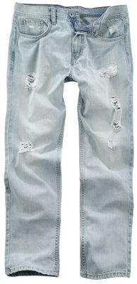 Cropped Loose Fit Jeans
