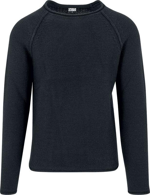 Raglan Wideneck Sweater