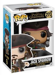 Dead Men Tell No Tales - Jack Sparrow Vinyl Figure 273