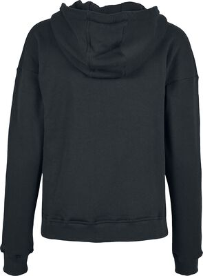 Ladies Organic Terry Zip Hoody