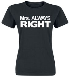 Mrs. Always Right