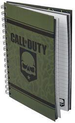 Skull - Notebook
