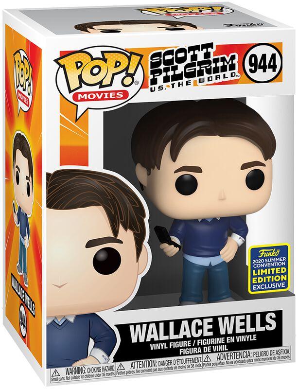 SDCC 2020 - Wallace Wells (Funko Shop Europe) Vinyl Figure 944