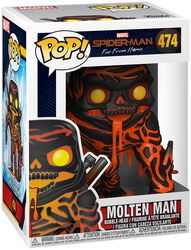 Far From Home - Molten Man Vinyl Figure 474
