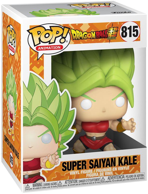 Super - Super Saiyan Kale Vinyl Figure 815