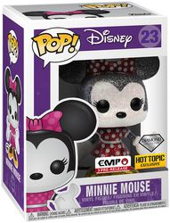 Minnie Mouse (Glitter) Vinyl Figure 23