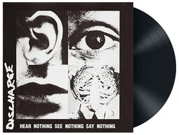 Hear nothing see nothing say nothing